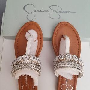 Jessica Simpson Sandals Women Woman Size 5.5